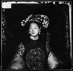 Manchu Bride Peking, Penchilie Province, China [c1867] John Thomson