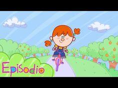 El Diario de Mika | Bicicleta sin rueditas #Episodio - YouTube