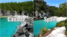 8 Surreal Places In Canada That Will Make You Feel Like You're In Another Country featured image Places To Travel, Places To See, Travel Destinations, Travel Pics, Travel Tours, Travel Quotes, Ontario Travel, Toronto Travel, Backyard Camping