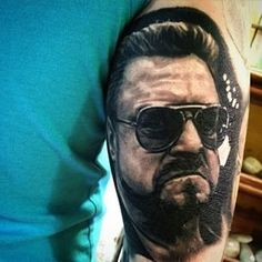 the big lebowski tattoo - Поиск в Google