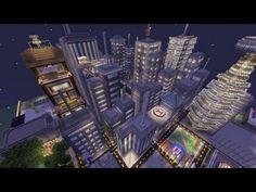 ▶ Minecraft Xbox - Galaxy City - World Tour - Part 2 - YouTube
