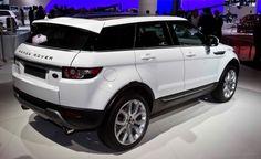Range Rover Evoque Five Door!!