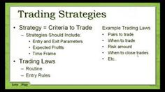 Forex Basics   Trading Styles And Strategies In Forex Market [Tags: FOREX STRATEGIES Basics Forex market Strategies Styles Trading]