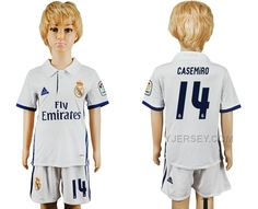 http://www.yjersey.com/201617-real-madrid-14-casemiro-home-youth-soccer-jersey-discount.html Only$35.00 #2016-17 REAL MADRID 14 CASEMIRO HOME YOUTH SOCCER JERSEY #DISCOUNT Free Shipping!