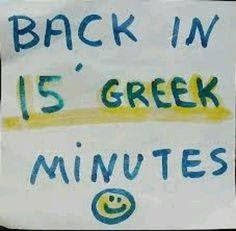 What makes a Greek a Greek? I found the answer Forty years ago, when I left England for a new life in Greece. Passion made me do it, I had met MGG (my Greek God),. Greek Memes, Funny Greek, Greek Quotes, Greek Culture, Lol, Greek Life, Greek Gods, Ancient Greece, Greek Islands