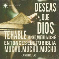 Justin Peters - Deseas que Dios te hable...