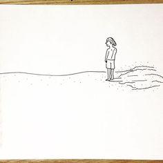 SURF  Alex Knost  #알렉스노스트 #서핑 #캘리포니아 #워너비 #서퍼 #킴고든 #아티스트 #로깅 #워킹 #노즈라이딩 #드로잉 #일러스트 #스케치 #손그림 #두들  #alexknost #california #surf #wannabe #surfer #kimgordon #artist #logging #walking #noseride #drawing #illustration #sketch #doodle #pen