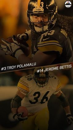 a7c6eb17 14 Best Polamalu Steelers images | Steeler nation, American Football ...