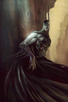batman vs batgirl fan art 19 Batgirl VS. Batman – 25 awesome illustrations