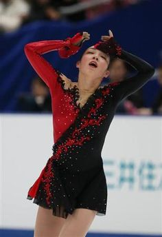 Rika Hongo(JAPAN) : All-Japan Figure Skating Championships 2014