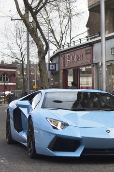 Baby Blue | Source | More. cars, sports cars