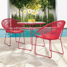 Enjoy big savings on colorful and durable outdoor furniture, outdoor decor and patio rugs. Shop grandinroad great values for all your outdoor living needs. Outdoor Wicker Furniture, Outdoor Cushions, Outdoor Seating, Pallet Furniture, Rustic Furniture, Garden Furniture, Outdoor Chairs, Outdoor Decor, Metal Furniture