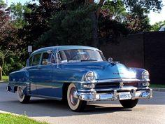 vintage Chrysler cars