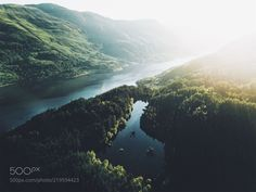 Lochan Trail (Daniel Casson / Sheffield / England) #FC220 #landscape #photo #nature