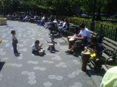 Bushwick Community Drum Circle- Sundays at 1pm, Maria Hernandez Park, Bushwick, Brooklyn, NY   ALL WELCOME!