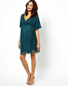 vestidos de fiesta para embarazadas - Buscar con Google Moda Para  Embarazadas c4e917b33f19