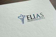 Progressive Dental Logo Design - Elias Prosthodontics