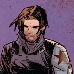 Bucky Barnes icon