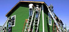Relation of Painting and Property Improvement House Painting Services, Apartment Painting, The Enchantments, House Painter, Stamford, Good House, West Palm Beach, Home Look, Exterior Paint
