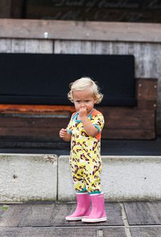 4 Funky Flavours: baby bodysuit Rolling Home - lifestyle / CozyKidz.net