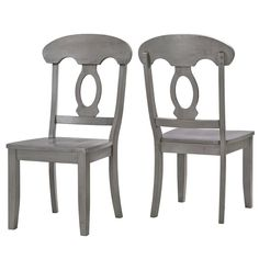Add a down-home, rustic twist to any entertainment space or seating group with this essential side chair, a subtle touch for your traditional aesthetic. Let a pair sit in the entryway with a matching pedestal side table to give guests a place to sit and kick off their shoes, then hang up a matching wood coat rack above to keep scarves and hats corralled. Crafted from rubberwood, this design makes a lasting and durable addition to any ensemble. Set four around your kitchen table to enjoy…