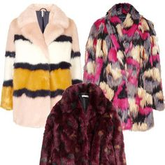 Faux Fur Coats for Winter Are you a fan or not?  #Fashion #Style #FakeFur