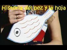 Cuentos infantiles - El pez y la hoja - Preescolar
