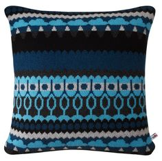 Donna Wilson lambswool knitted cushion