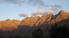 Du Toitskloof, South Africa. Message Board, My Land, Africa Travel, Cape Town, South Africa, Beautiful Places, Landscapes, African, Country