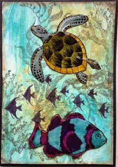 crealida - designsbyryn.com stamps