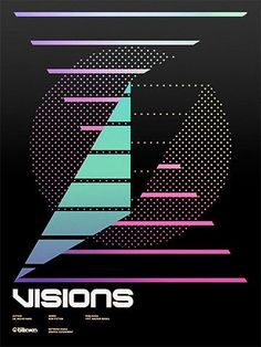 visual evasion - Network Osaka, inspired by swiss graphic design - Graphisme: