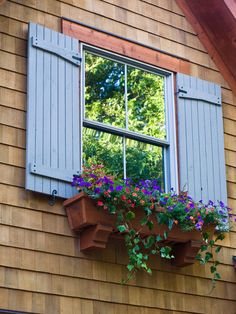 Exterior Shutters Design, Pictures, Remodel, Decor and ...