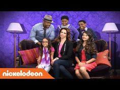 Haunted Hathaways | Official Theme Song | Nick - YouTube