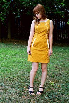 Victory patterns chloe dress