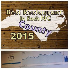 Best Restaurant In Each North Carolina County, 2015 If there is one thing this article will tell you, it's that North Carolinians love BBQ, Seafood, and Farm to Table Restaurants. South Carolina, North Carolina Counties, Visit North Carolina, Camping In North Carolina, Living In North Carolina, North Carolina Homes, Best Beaches In Maui, Visit Nc, Best Places To Camp