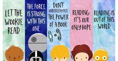Bookmark Craft, Bookmarks, Imprimibles Harry Potter, Star Wars Classroom, Printable Star, Geek Crafts, Classroom Inspiration, Milk And Honey, School Stuff