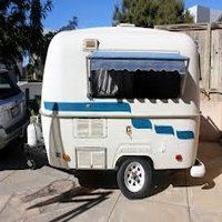 Simple  Trailers On Pinterest  Retro Caravan Pop Up Campers And Felt