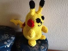 Pikachu (own work) thanks to http://wolfdreamer-oth.blogspot.ca/2009/05/squirtle.html