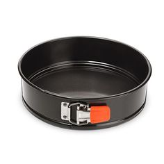 Buy Le Creuset Bakeware Toughened Non Stick Springform Cake Tin - today at IWOOT. Springform 26 Cm, Springform Cake Tin, Le Creuset Uk, Cake Making Supplies, Cake Baking Pans, Savoury Baking, Round Cakes, Cake Tins, Ovens