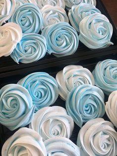 Pavlova, Meringue Recept, Lunch Room, Food Cravings, High Tea, Cake Decorating, Macarons, Brunch, Sweets