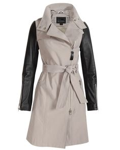 The perfect spring trench