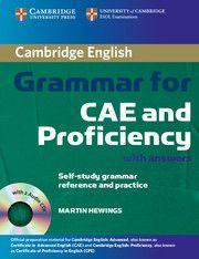 Cambridge Grammar for CAE and Proficiency