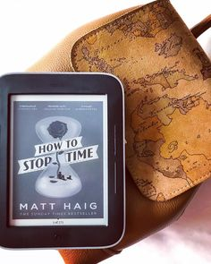 "13 Likes, 2 Comments - Alina Ioana Dinu (@alicedinu) on Instagram: ""Love is timeless ⭐️⭐️⭐️ #howtostoptime #matthaig #book #bookaholic #booklover #ebook #booknation…"""