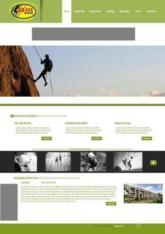 Empresa de Rapel: Site em desenvolvimento.