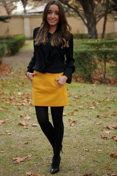 Mustard* | BeSugarandSpice - Fashion Blog