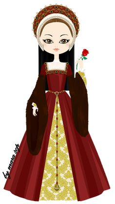 "Kathryn Howard by marasop on deviantART. 5th wife of Henry Vlll, his ""Rose Without a Thorn"""