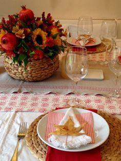 Almuerzo/otoño