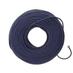 Pendant Cord in Bulk - Navy. Lamp cord in custom colors!