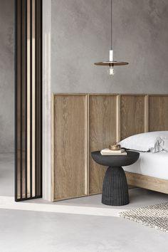 CG Bandit - Gallery - Bedroom In the Desert Bendtrade Home Interior Design, Interior Styling, Interior Architecture, Home Bedroom, Bedroom Decor, Hotel Bedroom Design, Bedrooms, Suites, Deco Design