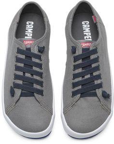 Camper Peu rambla Grey Sneakers Men 18869-045
